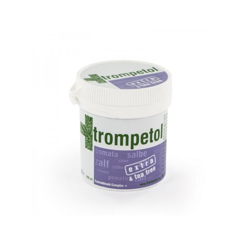 Trompetol Konopná mast extra Tea Tree s CBD 300ml