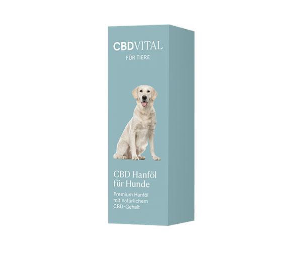 CBD konopný olej pro psy 4,2% 20ml CBD Vital
