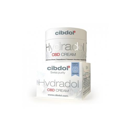 CBD konopný krém Hydradol 50ml Cibdol