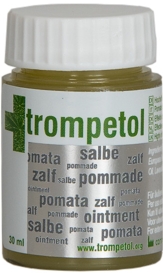 Konopná mast Trompetol 30ml