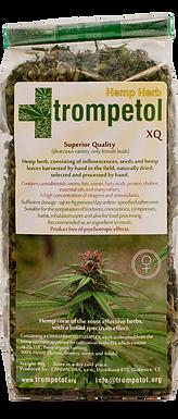 Trompetol Konopní herba CBDa+CBD XQ 40g
