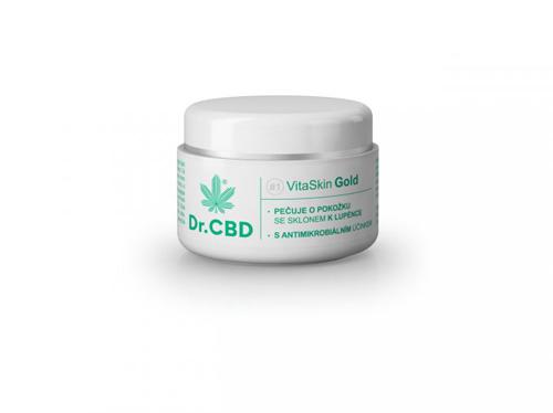 BioVita Dr.CBD VitaSkin Gold 30ml