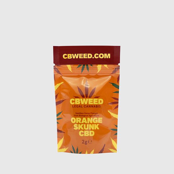 CBD Orange skunk 2g CBWEED