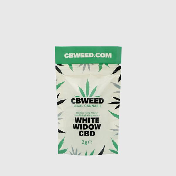CBD White Widow 2g CBWEED