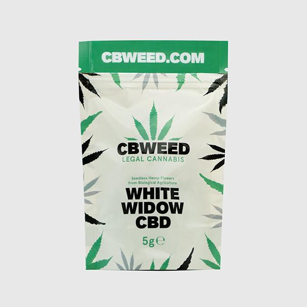 CBD White Widow 5g CBWEED