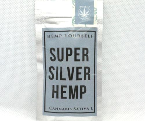 CBD Hemp Super Silver 1g Hemp Yourself