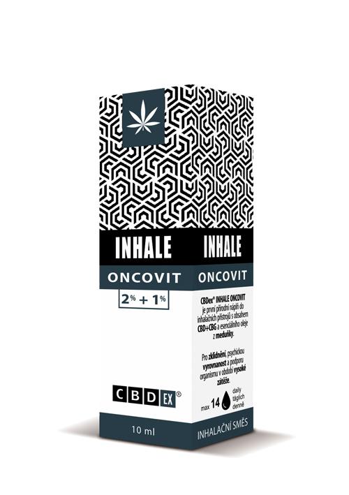 CBDex CBD Inhale Oncovit 2%+0,5% 10ml