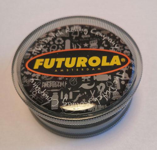 Drtička herba černá acryl Futurola