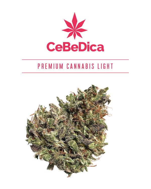 CBD květy Sweet Releaf 2g CeBeDica
