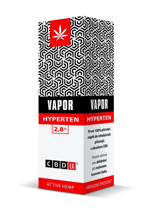CBDex CBD Vapor Hyperten 2,8% 20ml