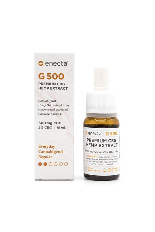 CBG olej G 500 10ml ENECTA