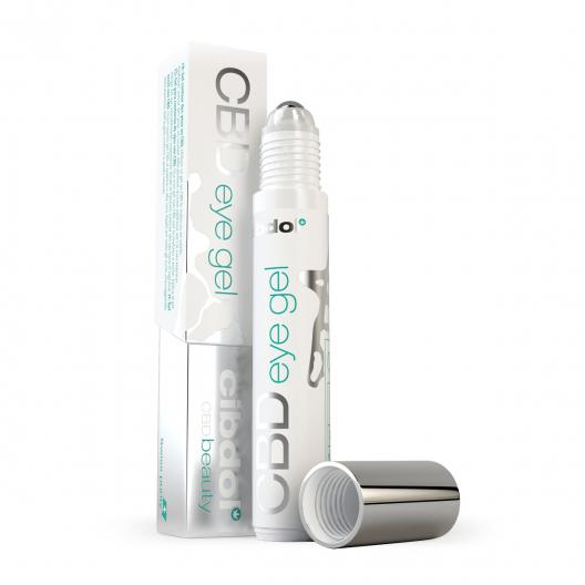 CBD oční gelový roller 13ml Cibdol