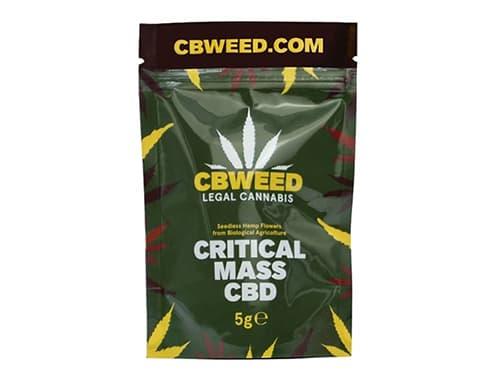 CBD Critical Mass 5g CBWEED