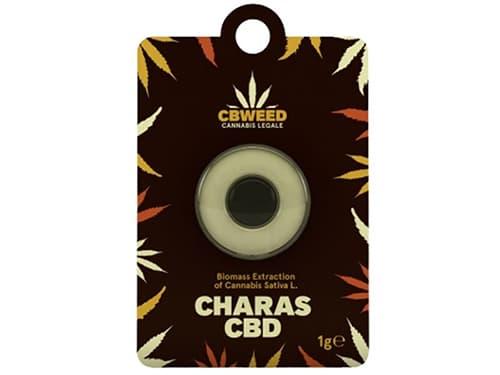 CBD Hašiš Charas 1g CBWEED
