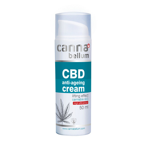 Cannabellum CBD pleťový anti-age krém 50ml