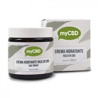 myCBD CBD krém 250mg 100ml
