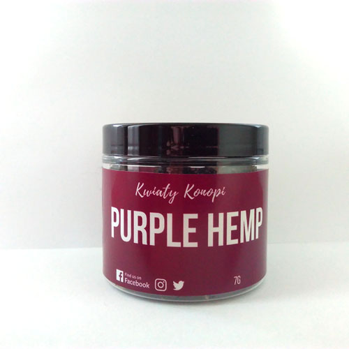 CBD Hemp Purple květy 7g Hemp Yourself