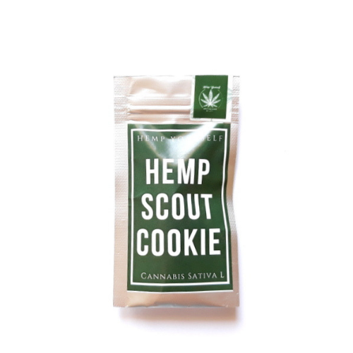 CBD Hemp Scout Cookie květy 1g Hemp Yourself