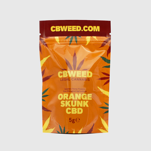 CBD Orange skunk 5g CBWEED