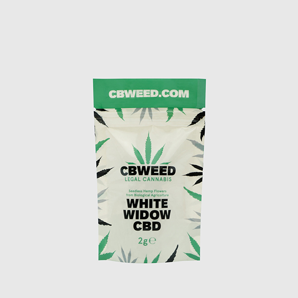 CBD White Widow 2g CBWEED