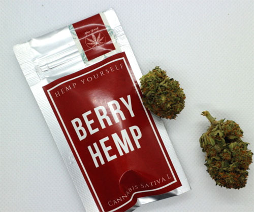 CBD Hemp Berry 1g Hemp Yourself