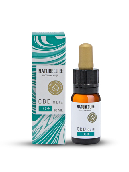 CBD olej 10% 10ml NATURE CURE