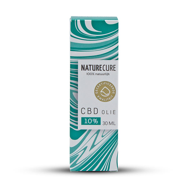 CBD olej 10% 30ml NATURE CURE