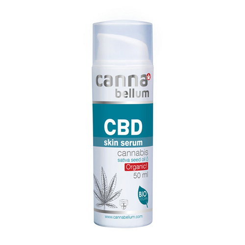 Cannabellum CBD pleťové sérum 50ml