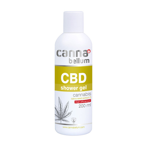 Cannabellum CBD sprchový gel 200ml