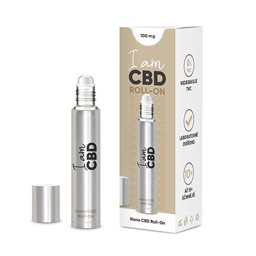 CBD nano roll-on 10ml I am CBD