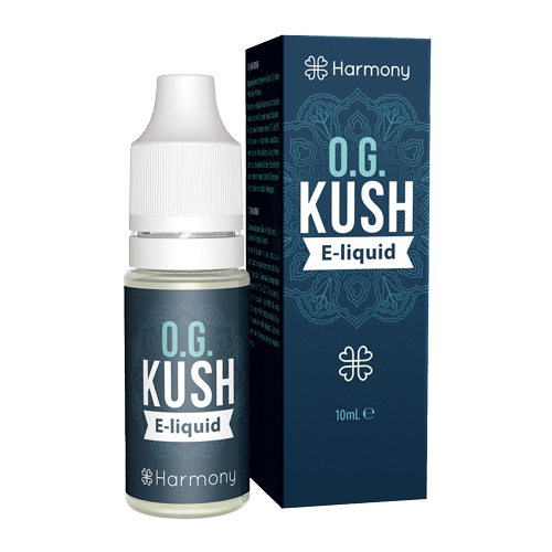 Harmony CBD e-liquid OG Kush 30mg 10ml