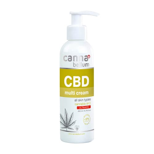 Cannabellum CBD multi krém 200 ml