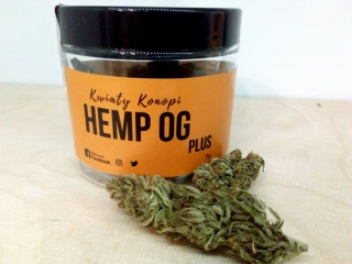 CBD Hemp OG plus květy 7g Hemp Yourself